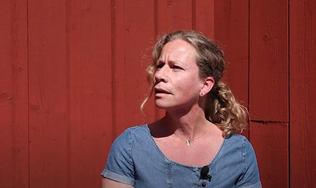 En Gud som älskar… samtal med Sara Salomonsson