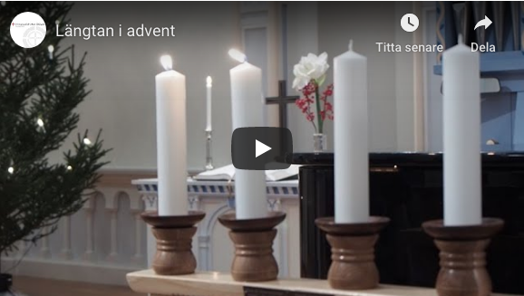 Längtan i advent