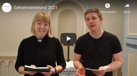 Getsemanestund 2021